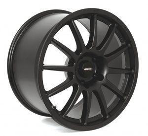 Team Dynamics Lightweight Racing Wheels Black Fits 2005 2013 Mustang