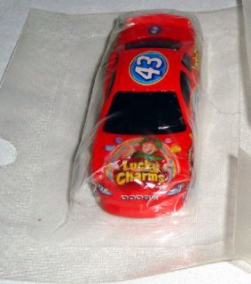 Hot Wheels General Mills Lucky Charms NASCAR Die Cast car 43 Richard