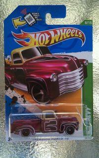 2012 Hot Wheels Treasure Hunt 52 Chevy