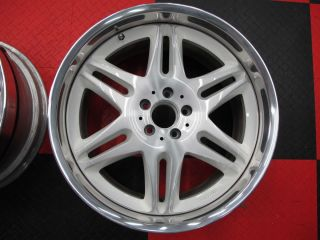 Mercedes Benz 21 Brabus Monoblock VI Wheels Forged Rims