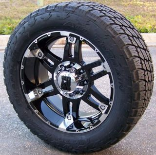 20 XD Spy Wheels Nitto Terra Grappler Sierra Tahoe