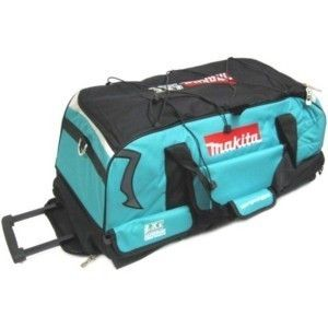 Makita 831269 3 Large LXT Contractor Tool Bag with Wheels