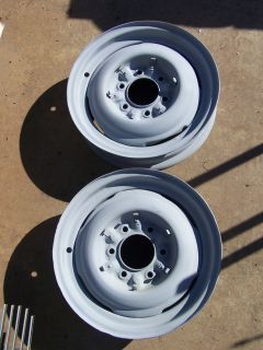 16x4 Chevy GMC 6 Hole Wheels RARE