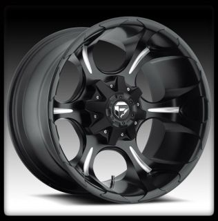 DUNE BLACK MILLED WHEELS RIMS TOYO LT 285 55 20 OPEN COUNTRY AT TIRES