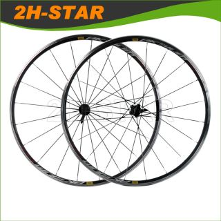 Mavic Aksium 700c Road Bike Wheels Black CHW00601