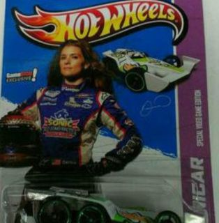 Danica Patrick Hot Wheels Gamestop Exclusive DanicarSega All Stars