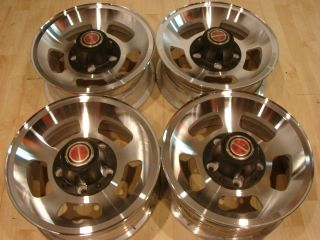 15 Factory Slot Mags Bronco F100 Ranger Truck Wheels Rims Nicr th NOS