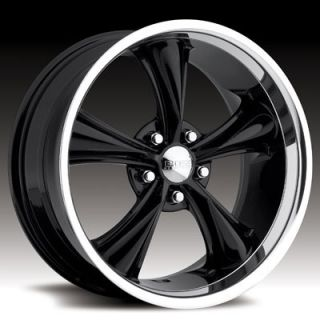 Boss 338 Wheels Rims 18x8 Fits Chevy Camaro Chevelle Nova Impala SS