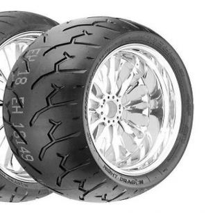 Pirelli Night Dragon 240 40 18 Rear Tire Suzuki Boulevard M109R 109
