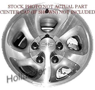 2001 Chevy S10 Pickup Wheel Rim 15x7 Alum
