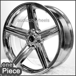 24 IROC Wheels 5LUG Elcamino Camaro Rims Chevy