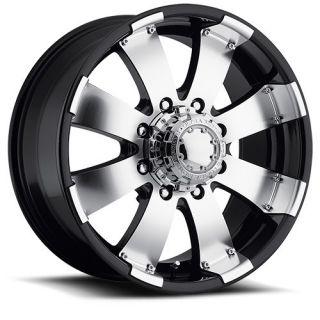22x9 5 Ultra Mako Machined Wheel Rim 8x170 F250 F350 Excursion