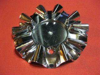 Chrome Center Cap X1834147 9SF S304 25 C10883B Wheel Rim 6 1 8