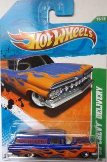 2011 Hot Wheels Treasure Hunts 59 Chevy Delivery 15 15