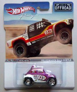 Baja Beetle Offroad 2012 Hot Wheels Racing Diecast Model 1 64
