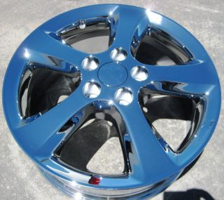 Toyota Camry Solara Sienna ES350 Crome Wheels Rims Set of 4