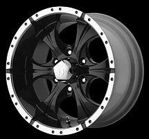 Tacoma 4wd Pre Runner Wheels Rims 1997 2011 NEW 17x9 BLACK 6x5 5
