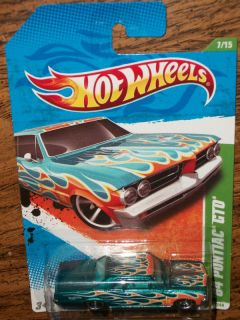 2010 Hot Wheels Treasure Hunt 64 Pontiac GTO 7 of 15