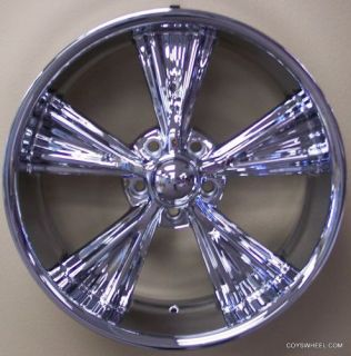 18 Coys C56 Chrome Wheels Buick Riviera 1964 65 66 67