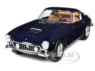 1961 Ferrari 250 GT Berlinetta Passo Corto SWB Blue Elite 1 18