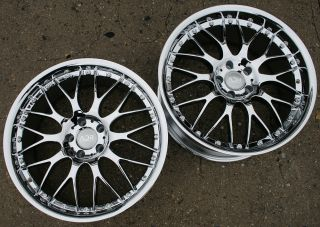 ADR M CLASSIC 20 CHROME RIMS WHEELS MERCEDES CLS63 AMG 20 x 8 5 9 5 5H