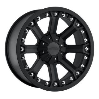 Pro Comp 7033 18x9 Black Wheels 5 Lug Tundra RAM1500 CJ