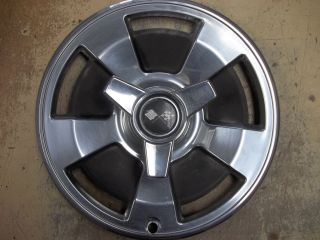 1966 66 Corvette Vette Hubcap Rim Wheel Cover Hub Cap 15 Used Spinner