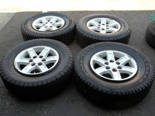 Yukon Tahoe Suburban 17 Alloy Wheels 265 70 17 Free Tires