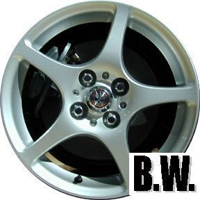 MR2 15 4 Lug Silver 5 Spoke Front Wheel Factory Rim 69399