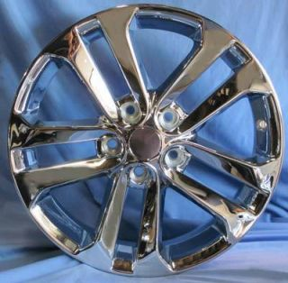 17 Nissan Juke Chrome OE Wheels 4 Rims