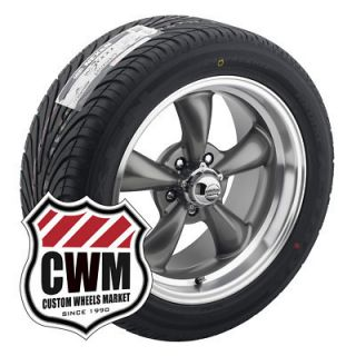 Wheels Rims Nexen Tires 225 45ZR17 for Mercury Cougar 67 68