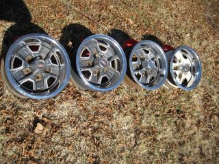 69 70 71 72 73 74 75 76 CUTLASS 442 SS2 SSII RALLY WHEELS FACTORY MAGS