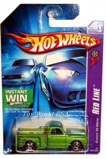 2006 Hot Wheels Red Line 96 Custom 69 Chevy