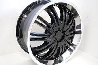 in Original Box 18 BLACK Wheels Rims Nissan Altima Maxima 300ZX 350Z