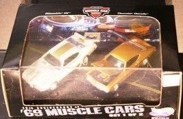 Hot Wheels Muscle Car Series 1 30th Anniversary 69 Muscle Cars Set 1