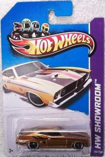 2012 Hot Wheels Hidden Treasure Hunt 73 Ford Falcon XB