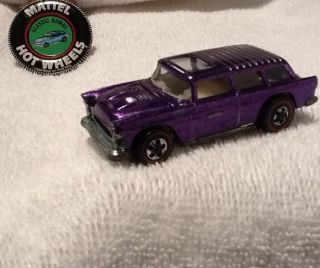 Hot Wheels Redline 1970 Classic Nomad Very Nice Cond