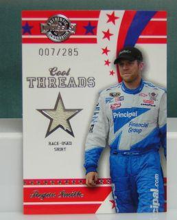 Regan Smith Wheels American Thunder Cool Threads Raced Used Shirt