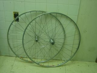 Campagnolo Fir EL20 Hand Built 8 Speed Road Wheelset Wheels
