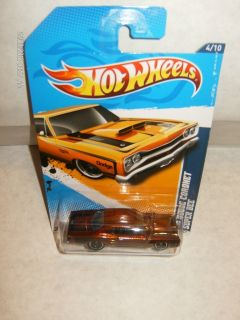 2012 Hot Wheels Super Treasure Hunt 69 Dodge Super Bee Hidden Secret