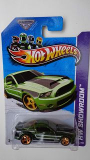 Hot Wheels 2013 Super Treasure Hunt Ford Shelby GT500 Supersnake