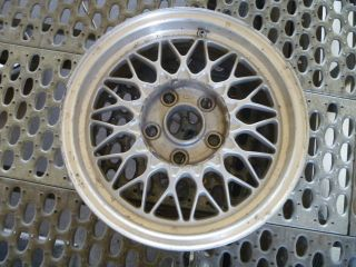 88 89 90 91 Mazda RX 7 Wheel 15x6 1 2 Alloy BBs