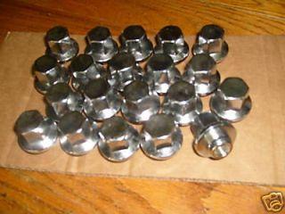 78 79 80 81 Trans Am WS6 Turbo Snowflake Wheel Lug Nuts