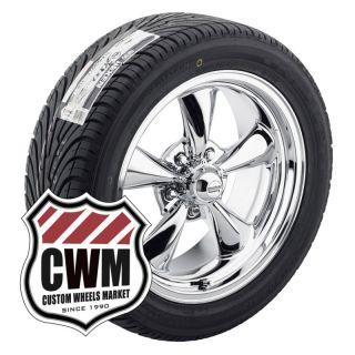 Wheels Rims 5x4 50 Nexen Tires 225 45ZR17 for Dodge Dart 69 76