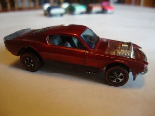 Hot Wheels Boss Hoss Red C 9