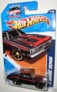 Hot Wheels 71 Dodge Demon 84 2011 Instant Win Game