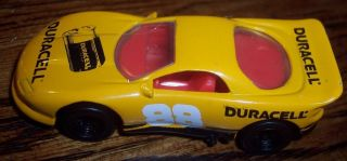 Diecast Hot Wheels 3Car 1993 Mettel Pacer Advertizement Duracell 88