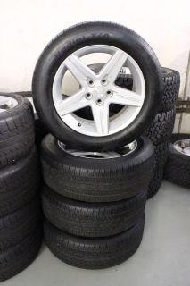 18 Chevrolet Camaro Wheels Tires BFG Tires