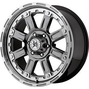 6x139 7 Chevy 1500 Toyota Chevrolet 6 Lug American Outlaw Wheels Rims