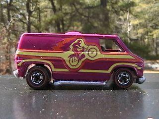 Hotwheels Redline 1974 Super Van Moto Cross